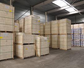 Warehousing Abrex